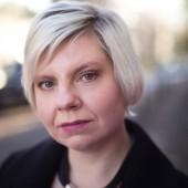 Lada Valesova Photo by Gerard Collett